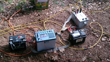 Resistivity And IP Imaging System