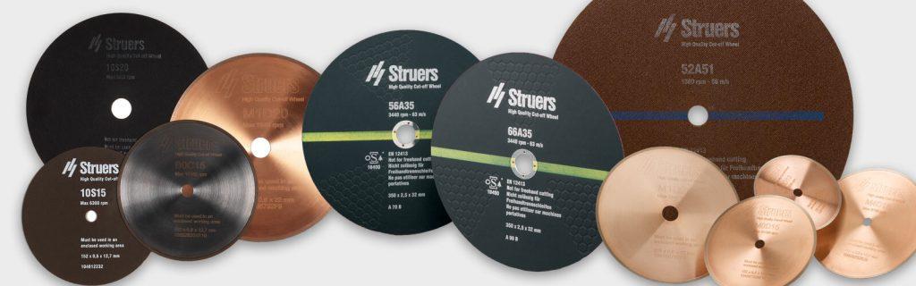 Struers-Cut-off-wheels