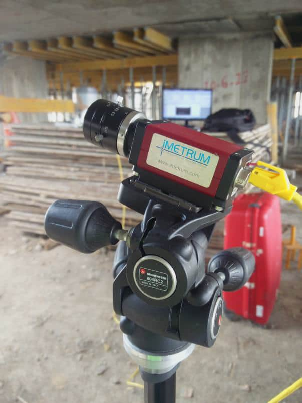 Imetrum Video Gauge